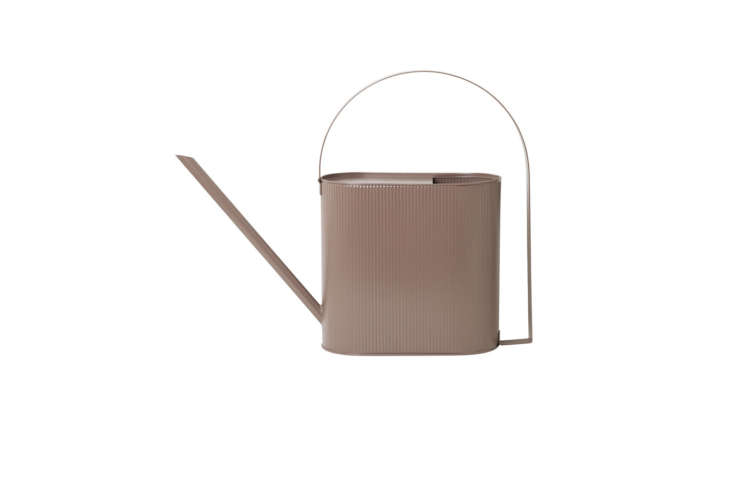 The Ferm Living Large Bau Pink Watering Can is €69 at Fleux.