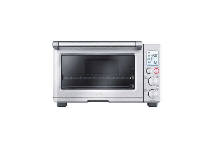 Breville'sSmart Ovenhas nine cooking functions; \$\259.95.