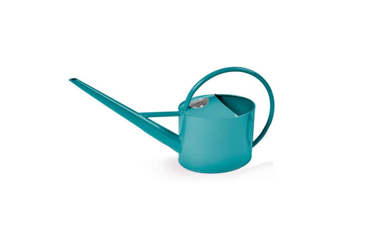 Designed by Sophie Conran for Burgon & Ball, the Watering Can comes in a few colors, among them Sea Green (shown); £.99 at Burgon & Ball.