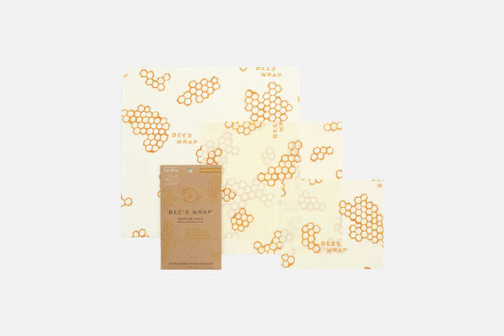 Once you get hooked on Bee&#8\2\17;s Wrap you&#8\2\17;ll never turn to a plastic baggie again. The Beeswax Food Wraps are good for covering bowls, wrapping veggies and greens and just about any food item. They&#8\2\17;re also great to bring a couple unused wraps to the picnic for taking home anything half-eaten; \$\18 for a variety pack at Zero Waste Store.