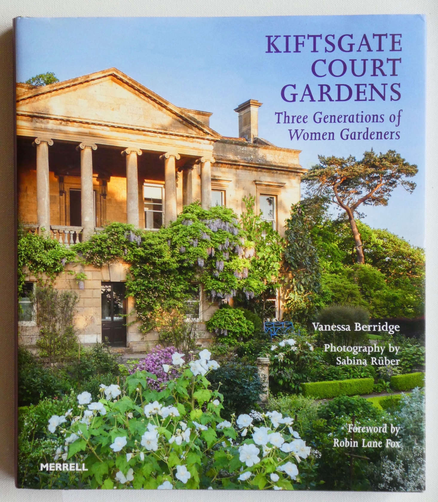 Kiftsgate Court Gardens: Three Generations of Women Gardeners, which goes on sale today, is £40 from Amazon UK. For US readers, it will be available for$43.37 on April 30 from Amazon.
