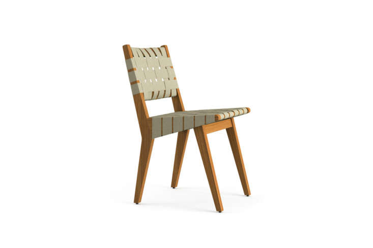 Jens Risom's Outdoor Side Chair is part of his original 4loading=