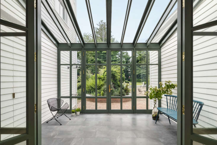 In a house in Larchmont, New York, Brooklyn firm O&#8