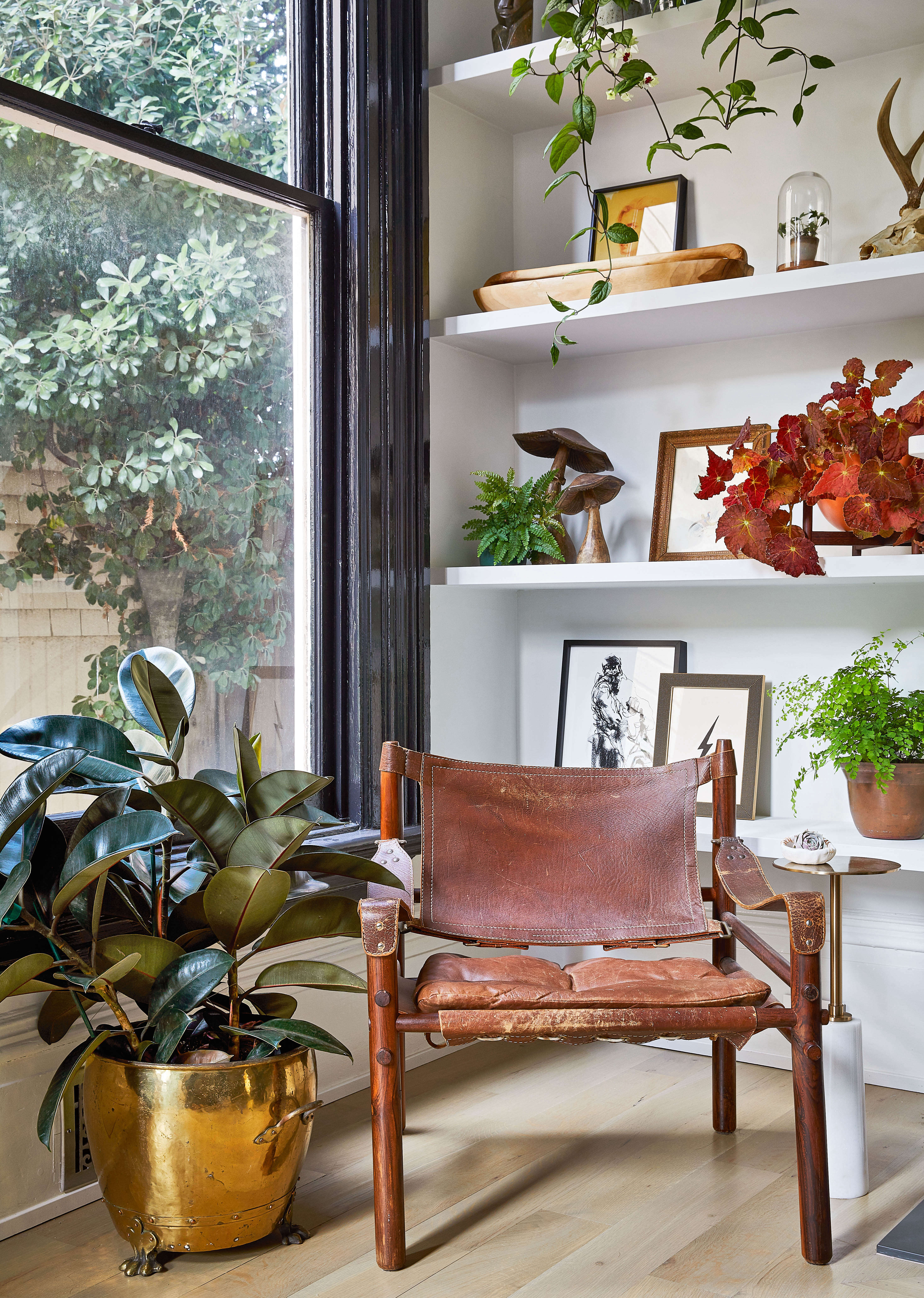 Decorating With Plants 6 Ideas To Steal From A New Book By Baylor Chapman Gardenista