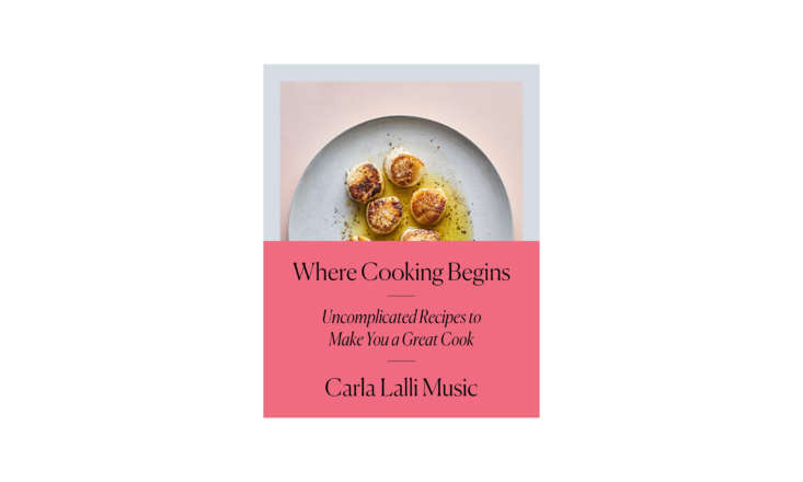 Lots of great cookbooks, like this one Carla Lalli Music, in Annie&#8\2\17;s Holiday Gift Guide \20\19: \1\1 Cookbooks to Wrap and Give.