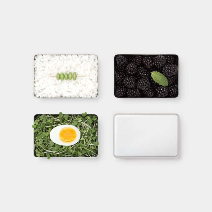 From Margot&#8\2\17;s Holiday Gift Guide \20\19: \15 Gifts for the Waste-Free (and the Wannabe), these Japanese lunch boxes are pleasingly minimalist.