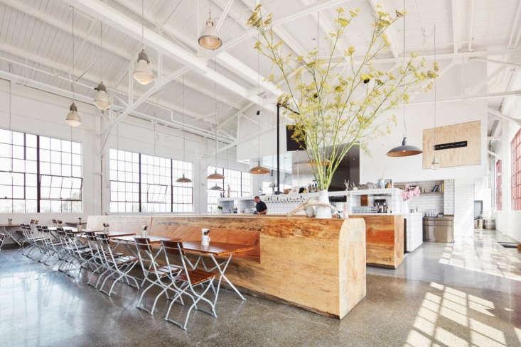 At Radhaus, a newish beer hall in San Francisco, &#8
