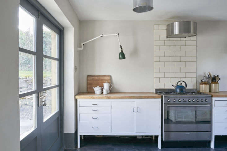 And here&#8\2\17;s another designer&#8\2\17;s rural retreat that is just dreamy. Photograph courtesy of The Modern House, from 'Detailed Minimalism': A Designer's Bucolic Cottage in the Welsh Countryside.