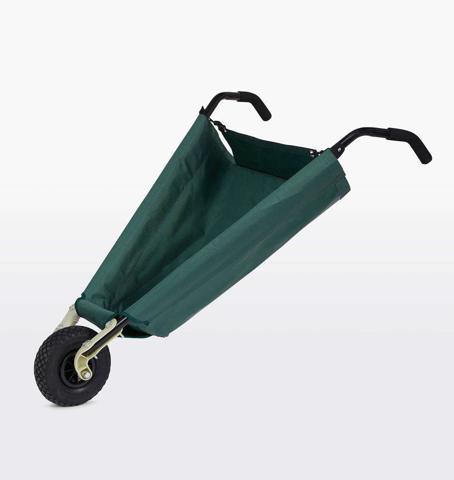 The Wheeleasy Foldable Garden Cart is genius. It&#8