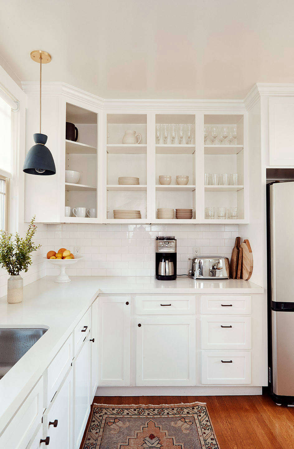 Looking for more storage space in your tiny kitchen? Here&#8