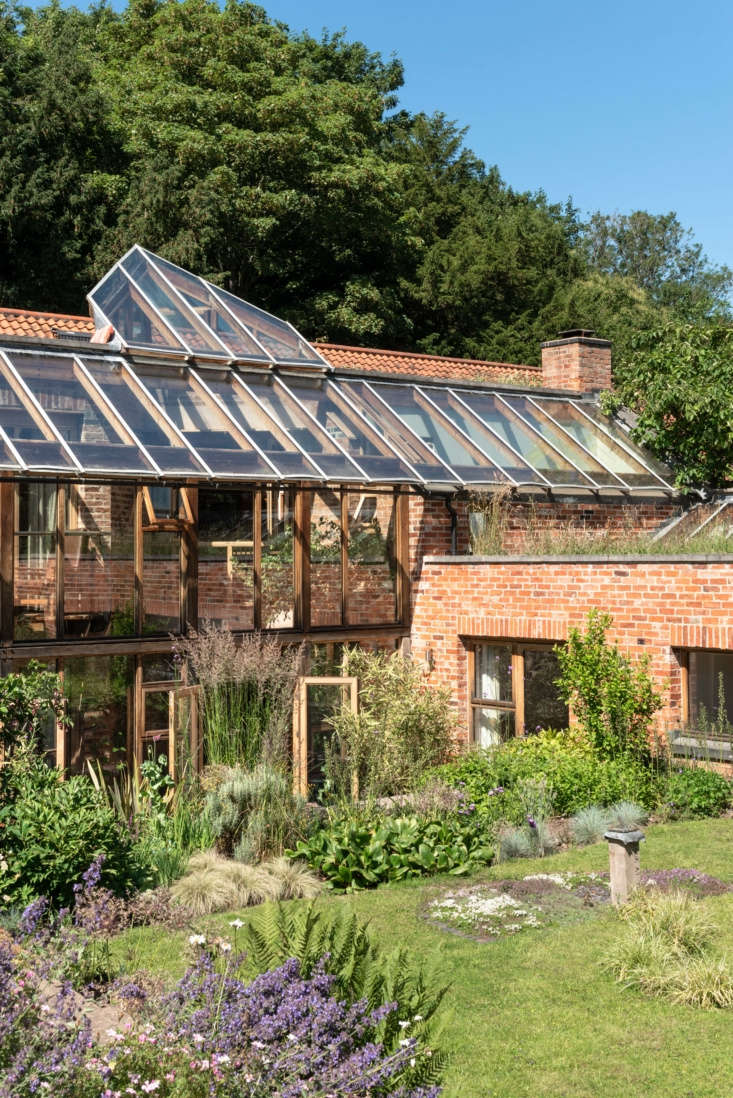 """""""When Al first showed me the derelict walled garden site, I understood that there was potential. I never dreamed it would end up being so delightful."""""""