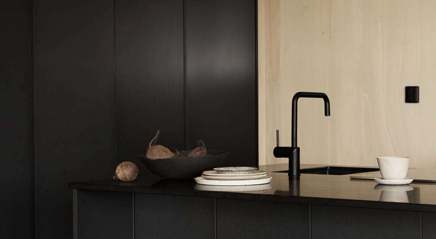 Black kitchens are on the rise, but they needn&#8