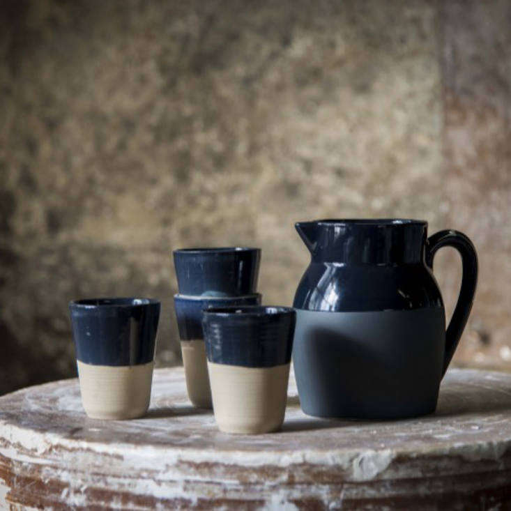 One of our favorites? Manufacture de Digoin, the oldest pottery studio in the Loire Valley. See more French go-tos in loading=