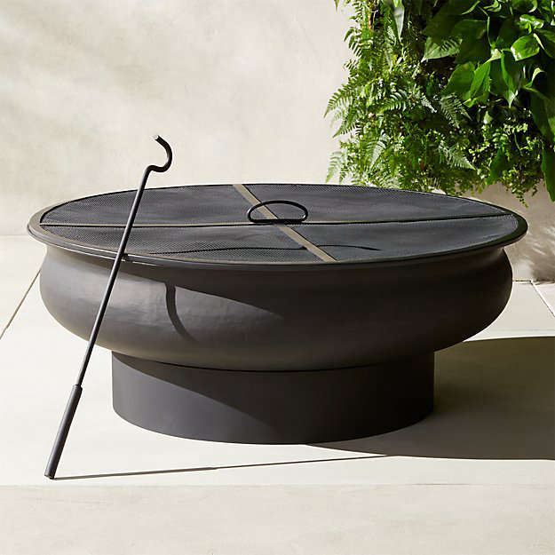 The Urli Fire Pit is $349 at CB