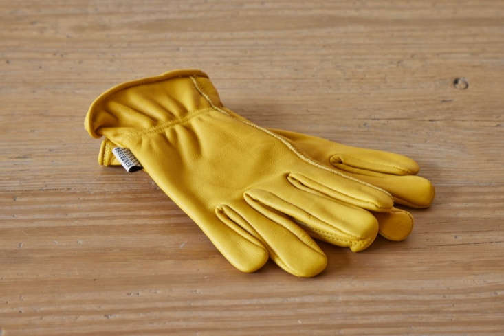 Made in Pakistan, these cowhide Classic Work Gloves are just $ at Nickey Kehoe.