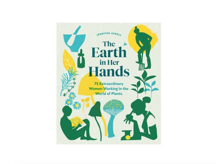 In this inspiring book, Jennifer Jewell introduces 75 women who work with plants—including flower farmer Erin Benzakein, codirector of Soul Fire Farm Leah Penniman, and our very own Michelle Slatalla, the founder of Gardenista! The Earth in Her Hands is $3