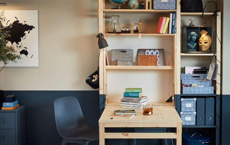 Alexa has rounded up  Modern Wall-Mounted Desks for your consideration. We are especially enamored with IKEA&#8