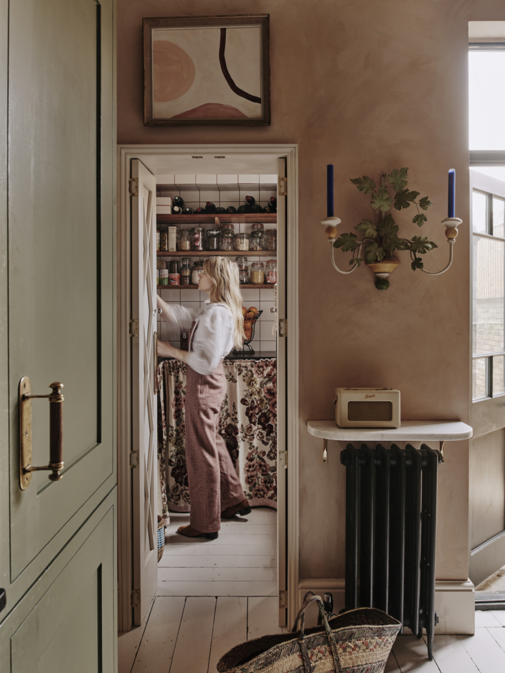 We&#8\2\17;re not alone in our fondness for the humble pantry. See an especially charming one in Pantry of the Week: Elevated Kitsch in Matilda Goad's Granny-Chic Larder. Photograph courtesy of The Modern House.