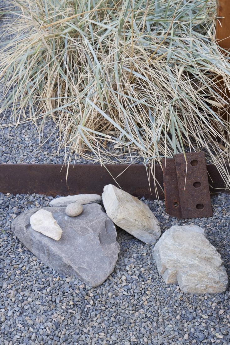 Gravel Detail in Terremoto Grafton Garden