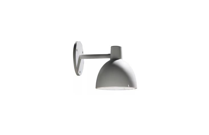 The Toldbod 6.\1 Outdoor Wall Sconce by Louis Poulsen is \$648 at Lumens.