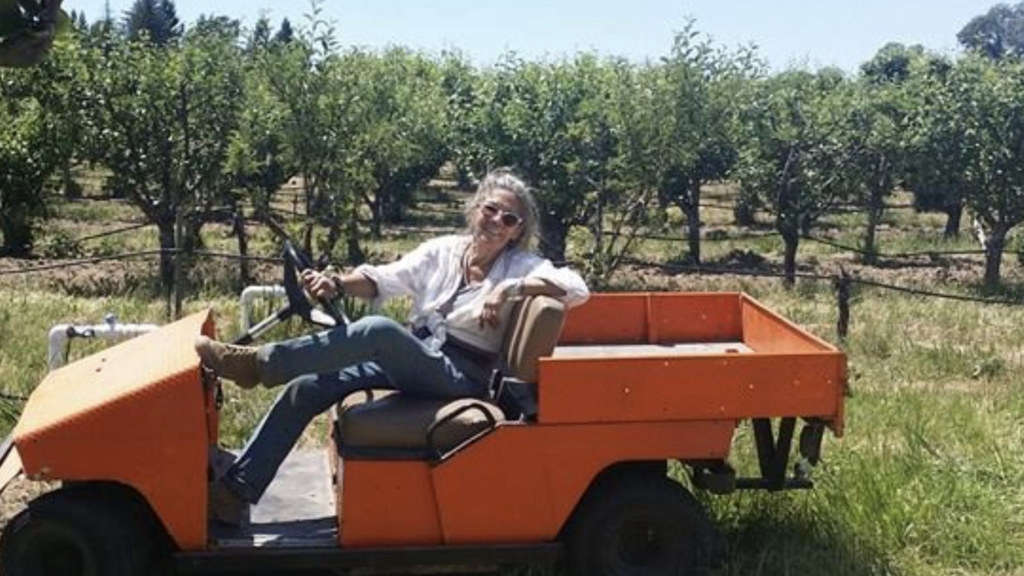 The organic farmer