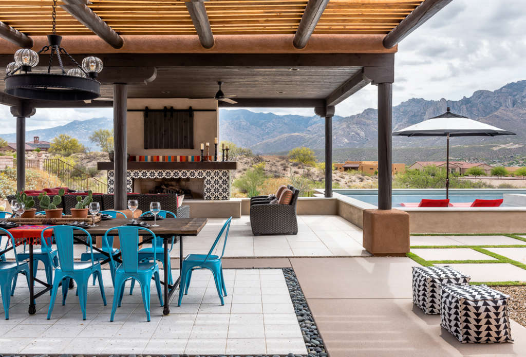 Outdoor Living to the Extreme