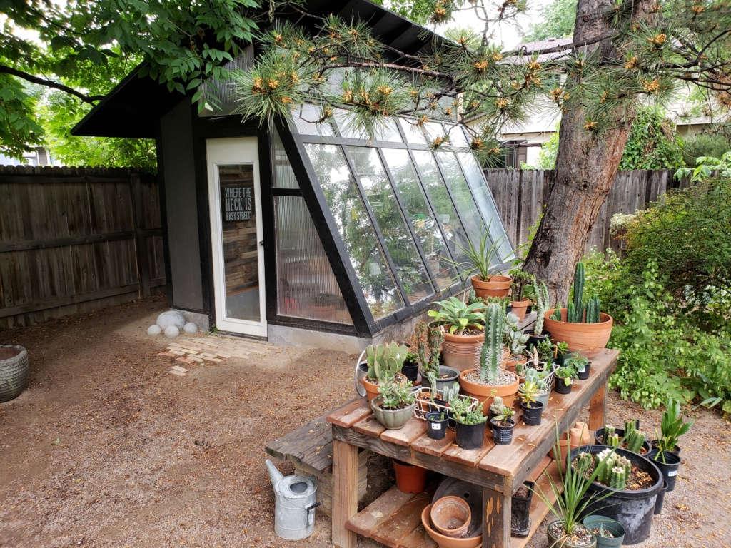 Backyard Garden Center