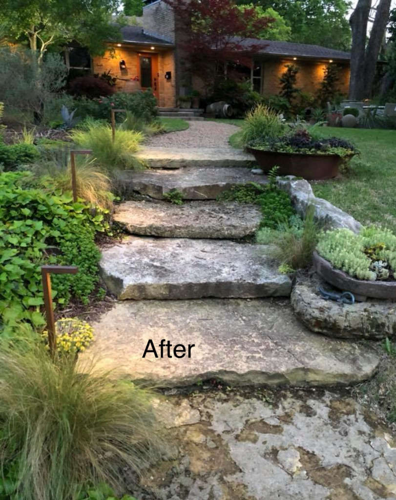 New Steps/approach