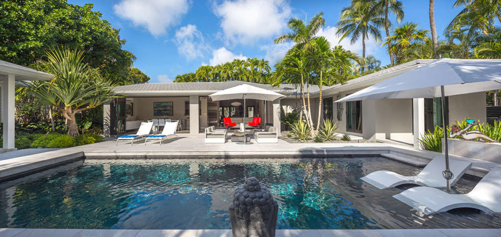 Modernist Swimming Pool Key West