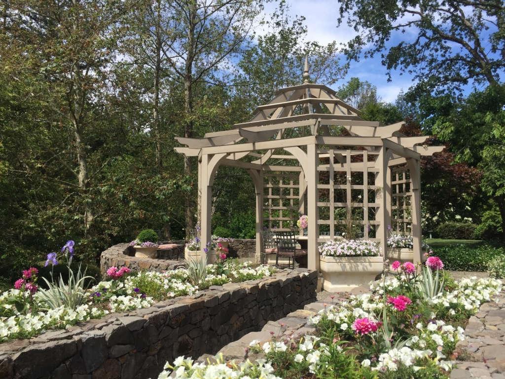 Gazebo Garden Room