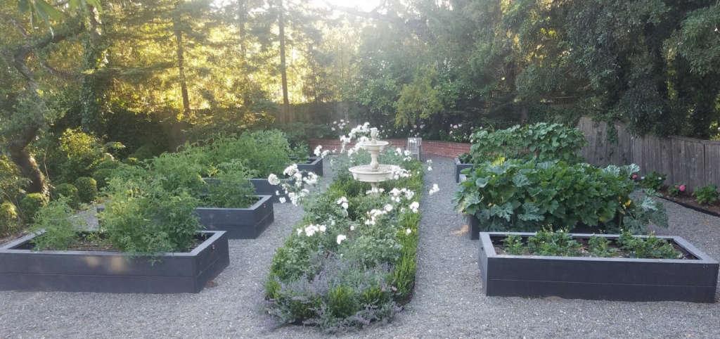 The Overall Garden