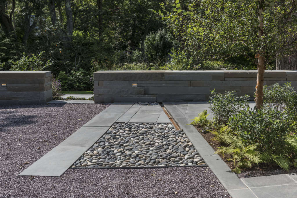 Storm Water Management Through Material