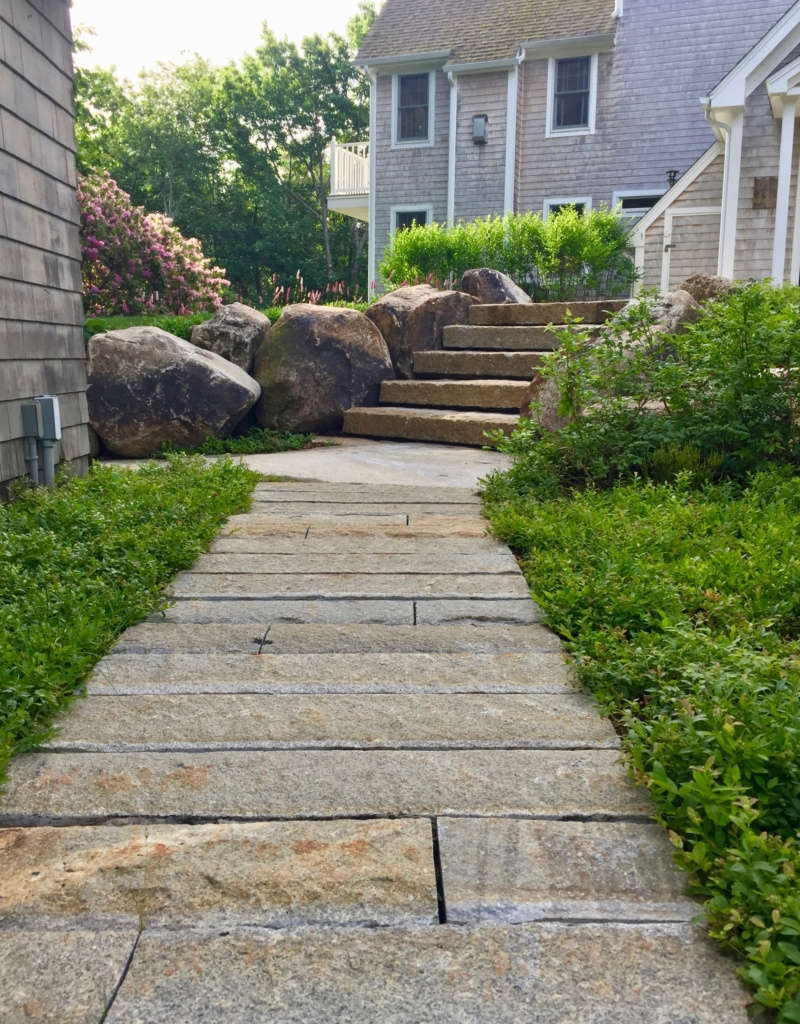 AFTER Picture - Passageway to the House