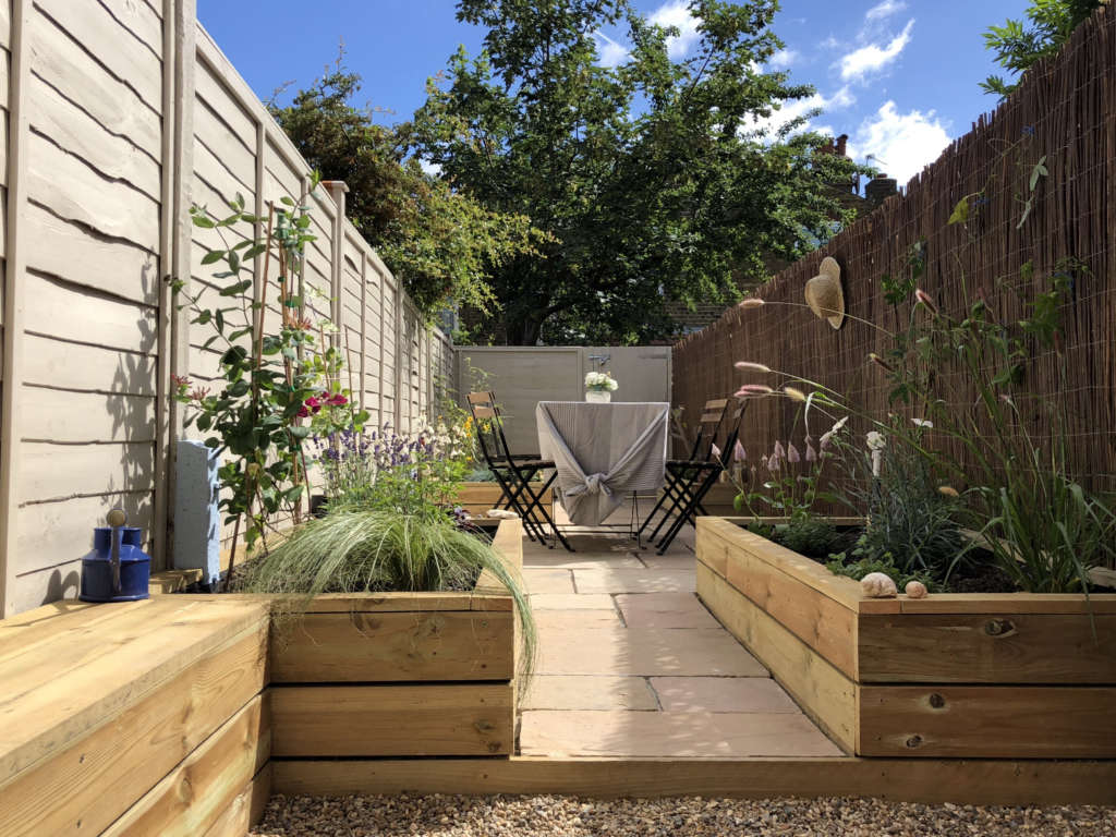 One Finished (nearly) Garden