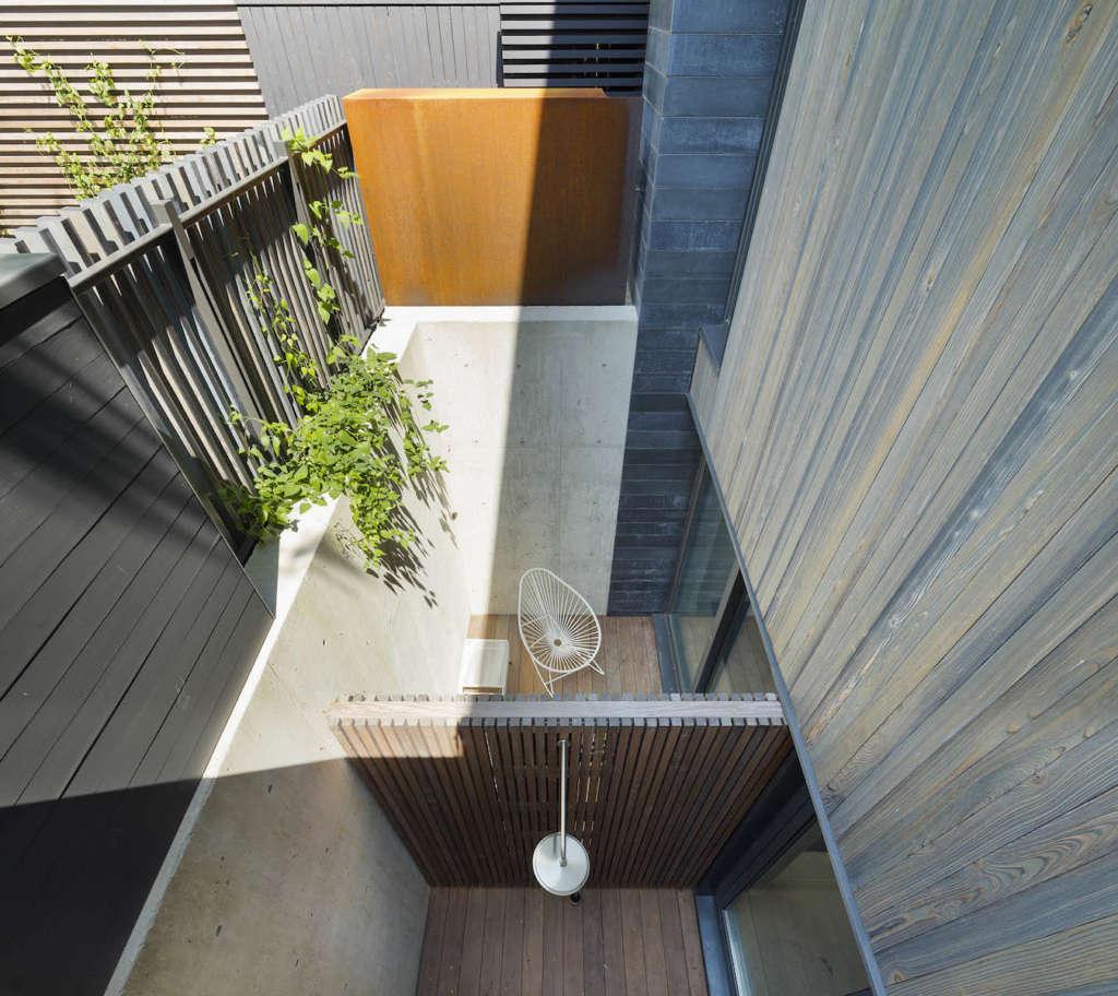Basement Terrace