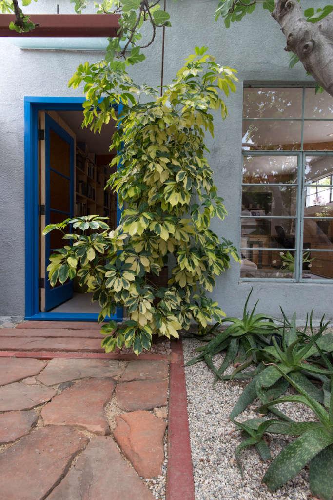 """Door to the """"Garden Room"""""""
