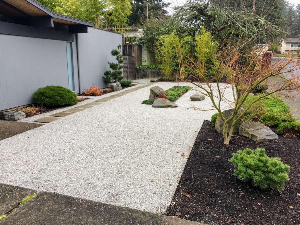 Low Maintenance Plantings