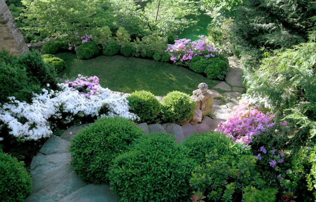 A Multi-Level Garden