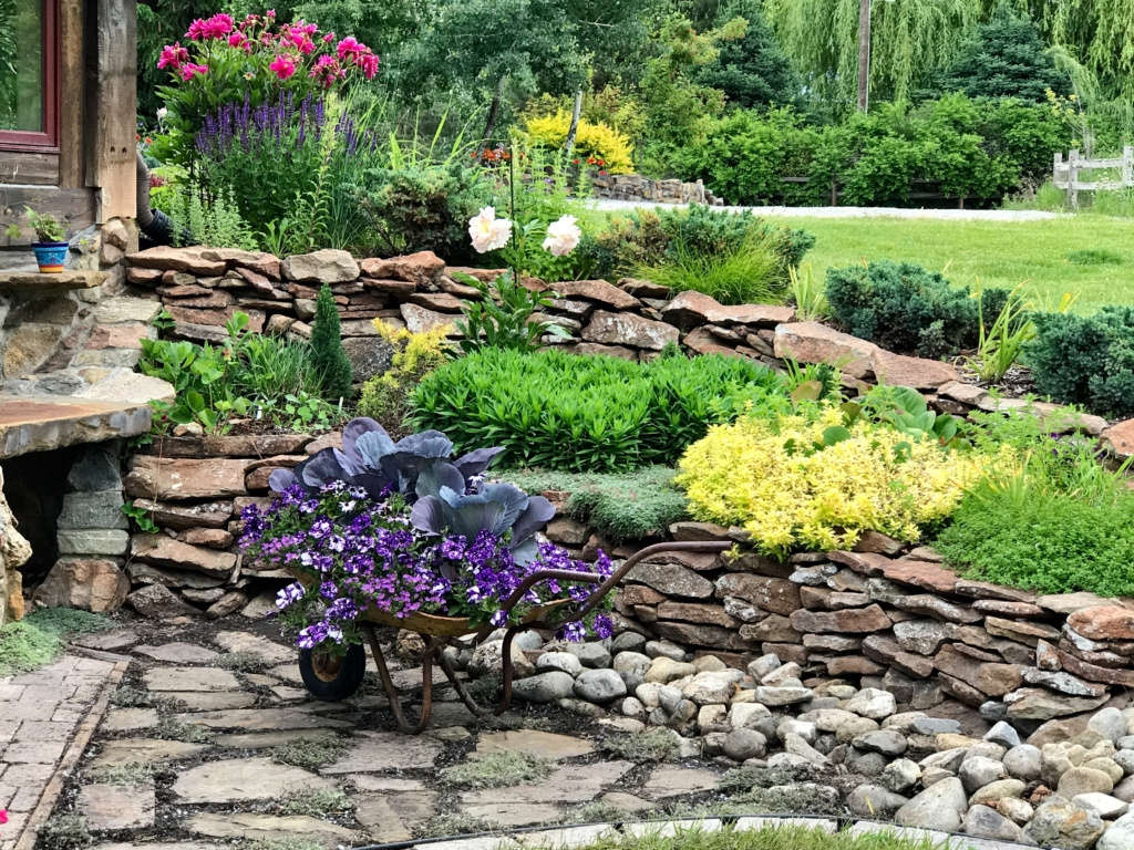 Intro to the Sunken Garden