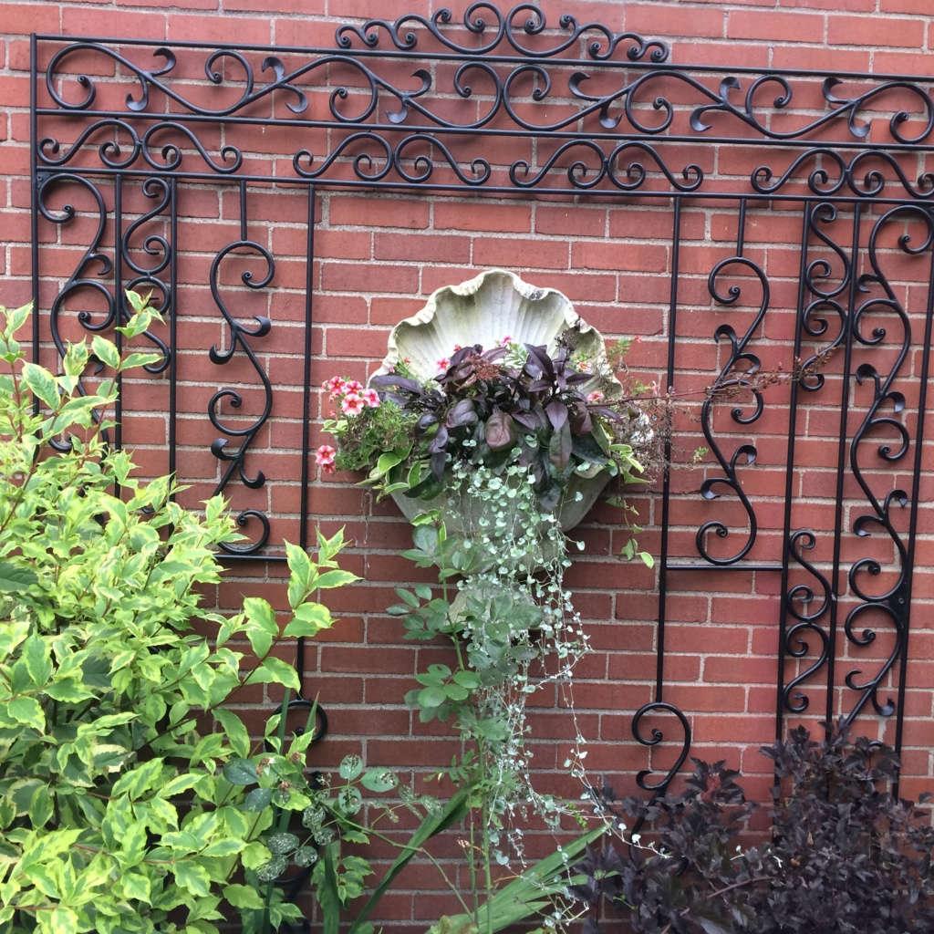 Ironwork Gate