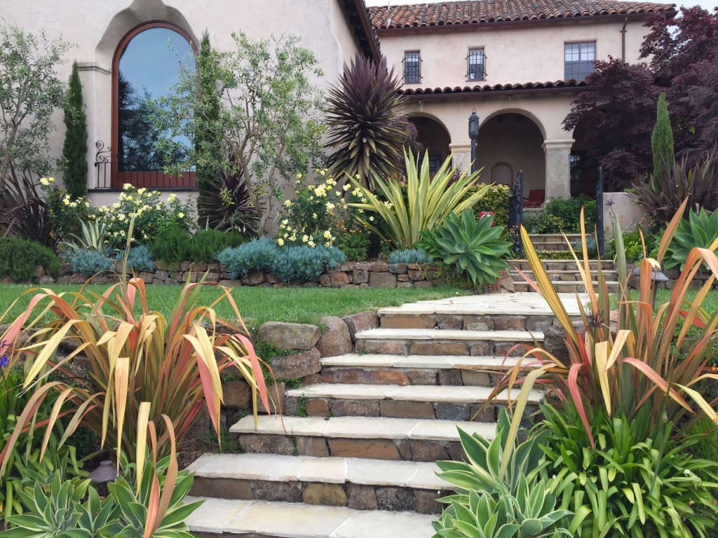 Front Entry Walkway