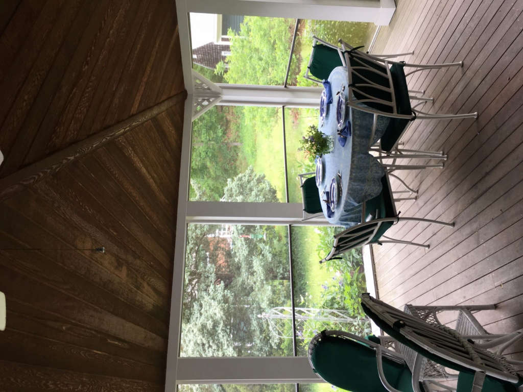 screened porch another view
