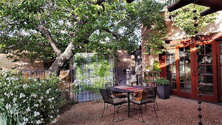 An Outdoor Room