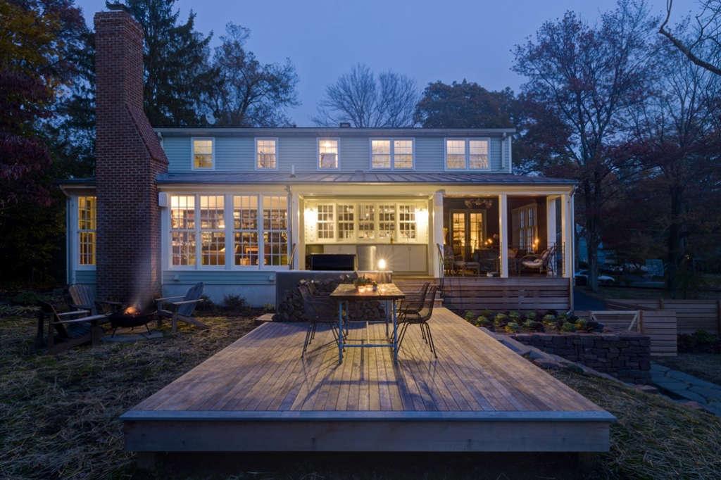 2 MJSA home Screened Porch