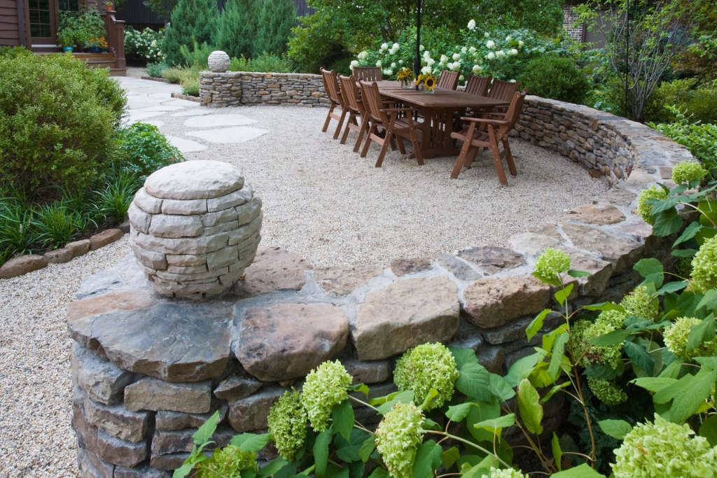 The Beauty of Hardscapes