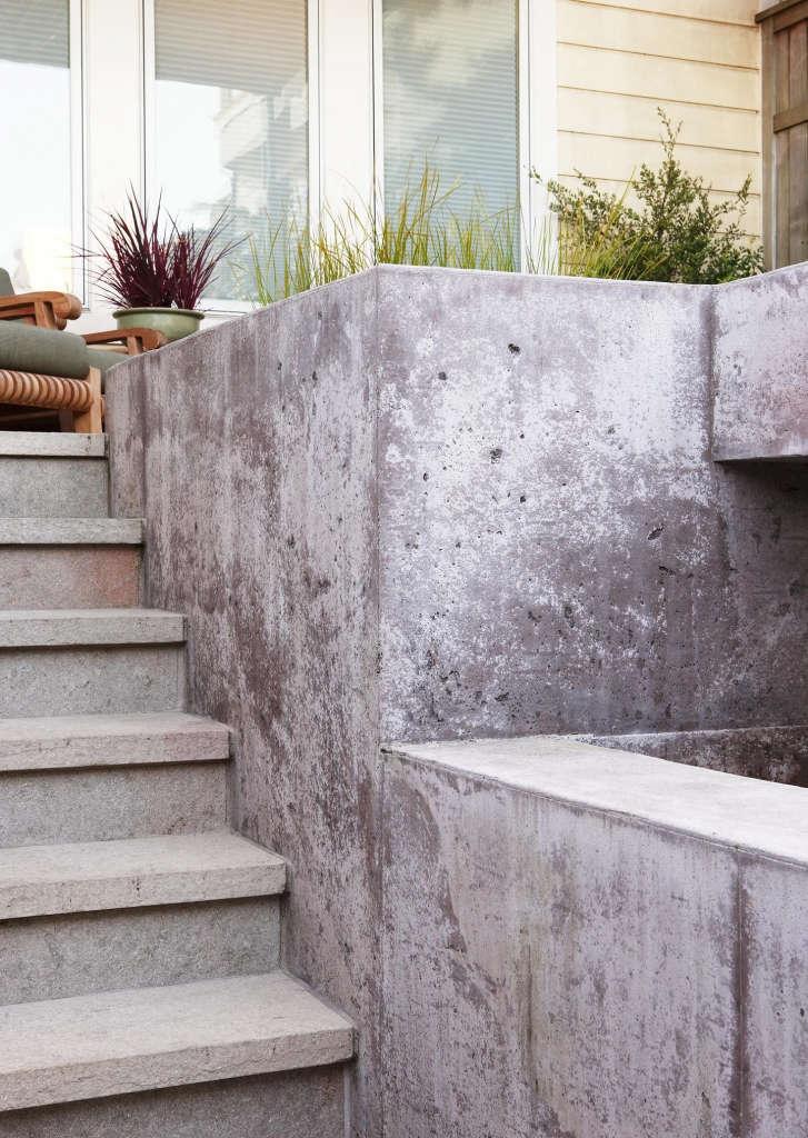 Detail of Concrete