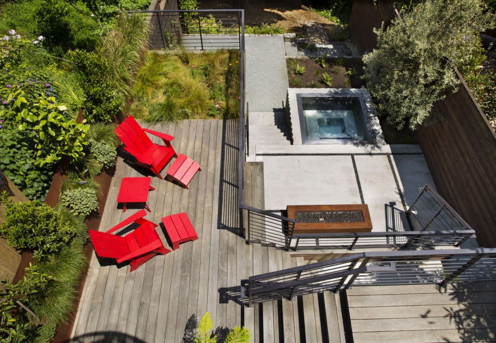 Areas for Outdoor Living