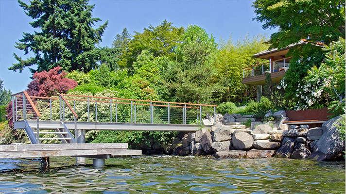 Robert Edson Swain - Maydenbauer Water Front Home 2