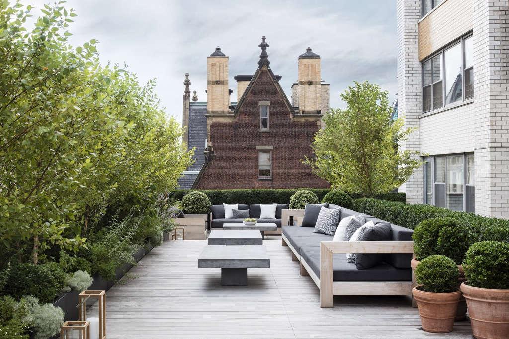 Upper West Side Terrace 1