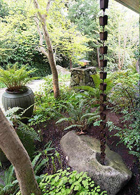 Robert Edson Swain - Arboretum Landmark Garden 7